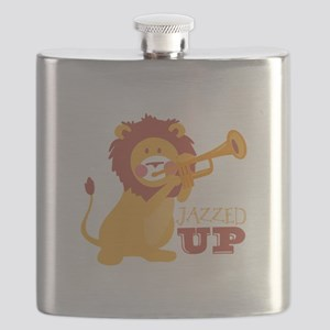 Jazzed Up Flask