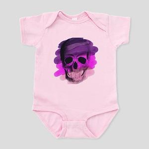 Purple Skull Body Suit