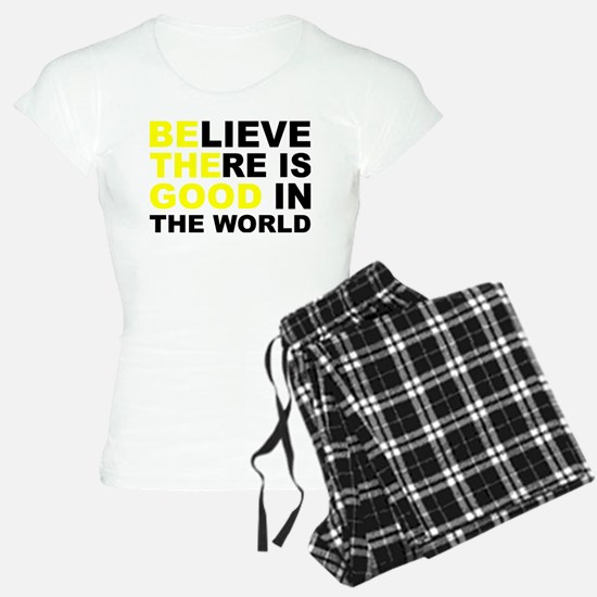BE THE GOOD IN THE WORLD Pajamas