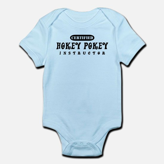 Certified Hokey Pokey Instructor Body Suit