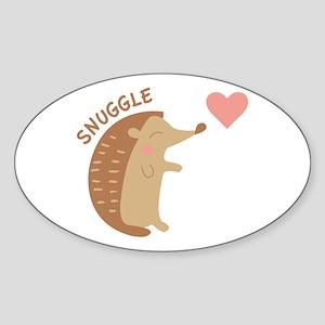 Snuggle Sticker