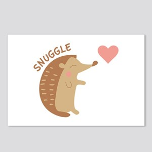 Snuggle Postcards (Package of 8)