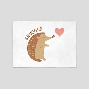 Snuggle 5'x7'Area Rug