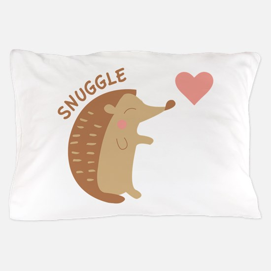 Snuggle Pillow Case