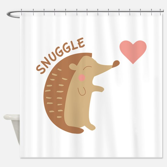 Snuggle Shower Curtain