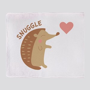 Snuggle Throw Blanket
