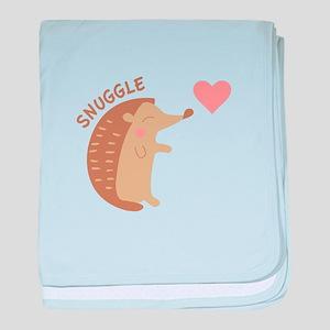 Snuggle baby blanket