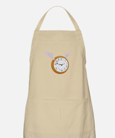 Time Flies By! Apron