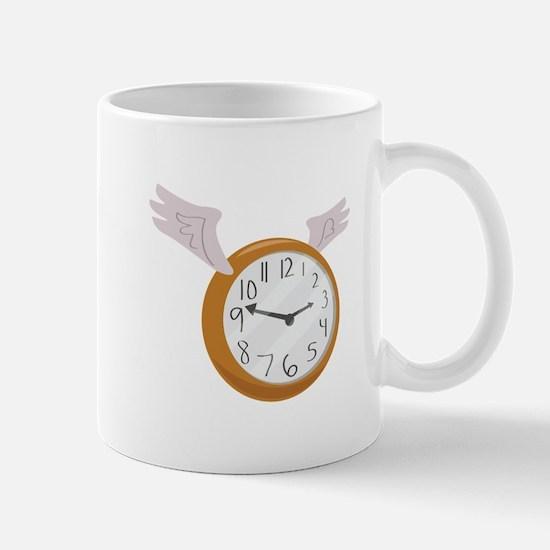 Time Flies By! Mugs