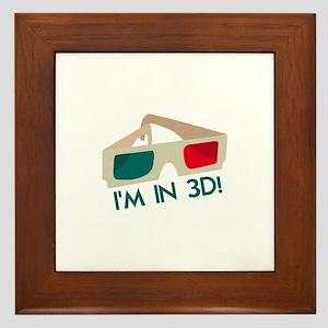 Im In 3D! Framed Tile