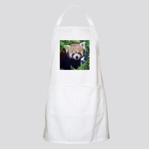 Red Panda Apron