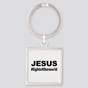Jesus #lightoftheworld Keychains