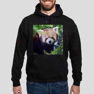 Red Panda Hoodie (dark)
