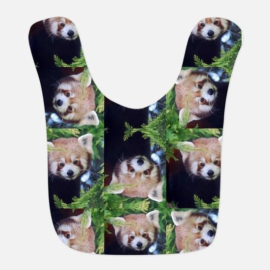 Red Panda Bib