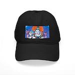 Black Cap Buddha with Consort