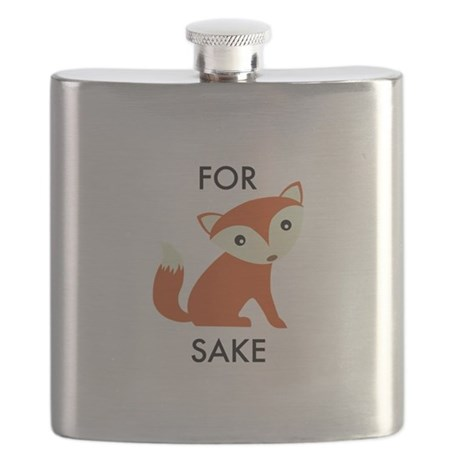 For Fox Sake Flask