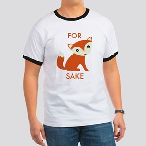 For Fox Sake Ringer T
