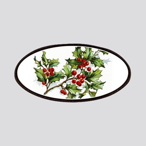 Holly Berries 001 Patches