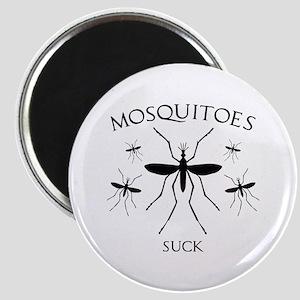 Mosquitoes Suck Magnet
