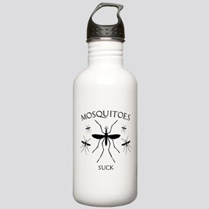 Mosquitoes Suck Stainless Water Bottle 1.0L