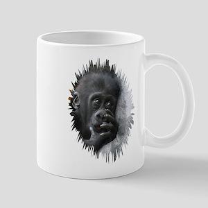 Gorilla 001 Mugs