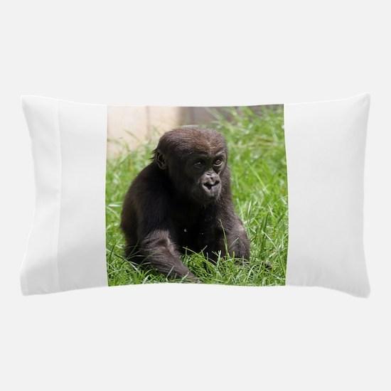 Gorilla-Baby002 Pillow Case