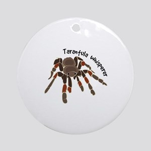 Tarantula Whisperer Ornament (Round)