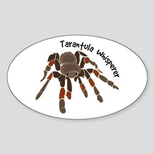 Tarantula Whisperer Sticker