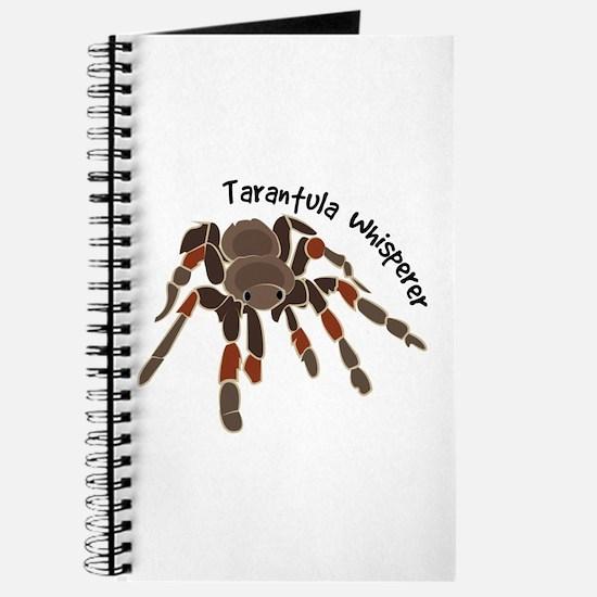 Tarantula Whisperer Journal