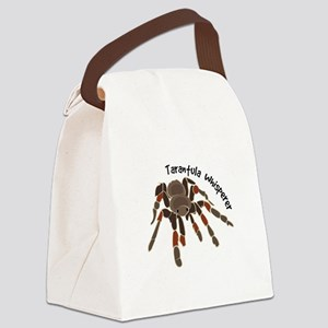 Tarantula Whisperer Canvas Lunch Bag