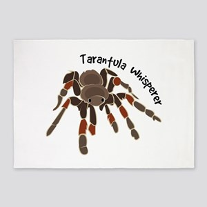 Tarantula Whisperer 5'x7'Area Rug