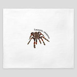 Tarantula Whisperer King Duvet