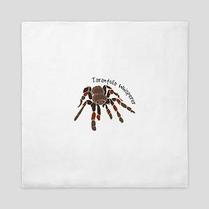 Tarantula Whisperer Queen Duvet