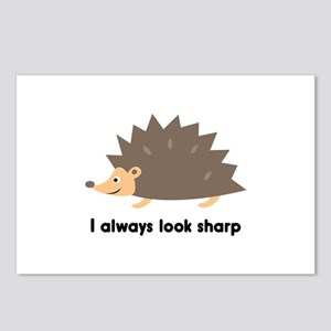 I Always Look Sharp Postcards (Package of 8)