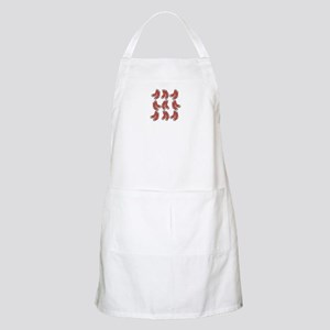 red socks BBQ Apron