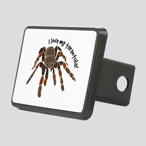 Love My Tarantula Hitch Cover
