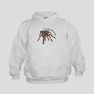 Love My Tarantula Hoodie