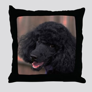 I'm Being Good, Really ... Throw Pillow