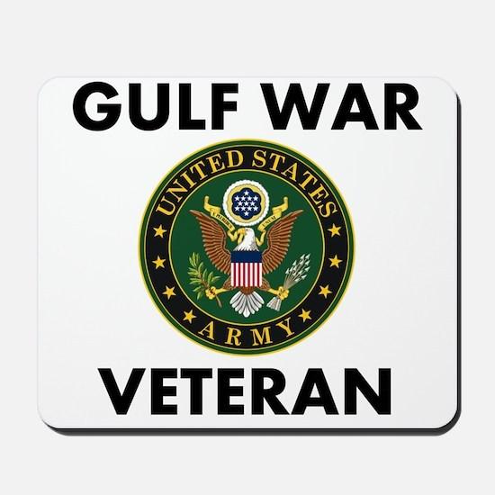 Gulf War Veteran Mousepad
