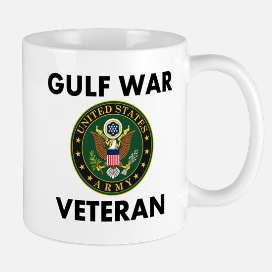 Gulf War Veteran Mugs