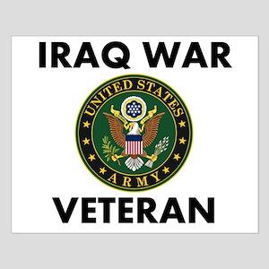 Iraq War Veteran Posters
