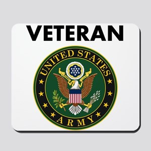 U.S. Army Veteran Mousepad