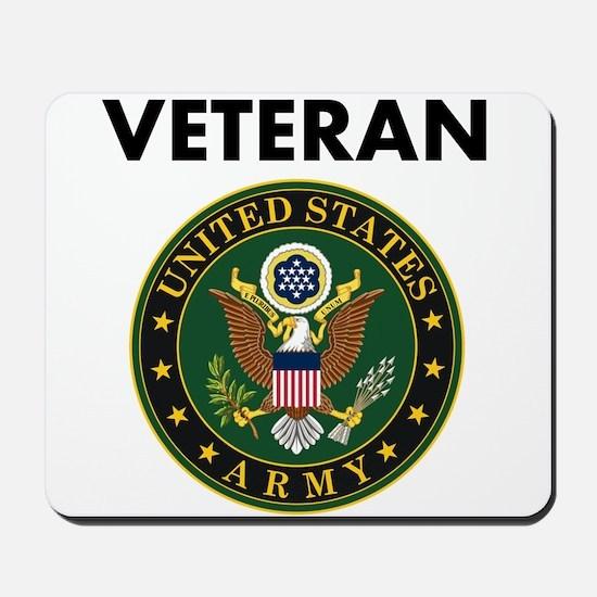 U.S. Army Veteran Mousepad