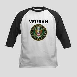 U.S. Army Veteran Baseball Jersey