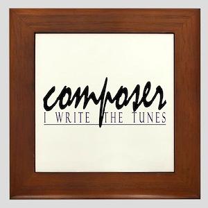 COMPOSER Framed Tile