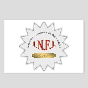 INFJ Postcards (Package of 8)