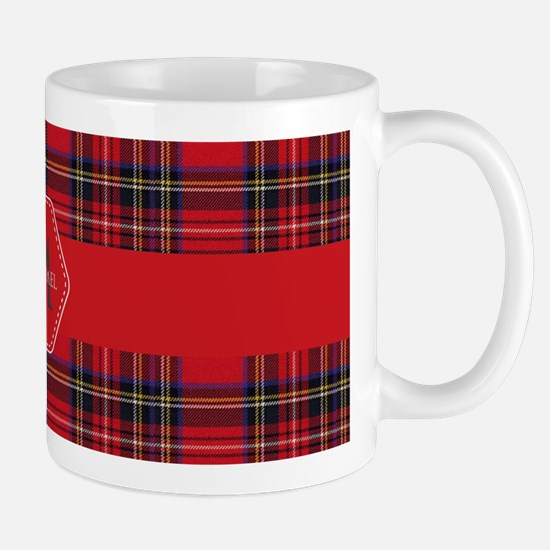 Royal Stewart Tartan Pattern Mugs