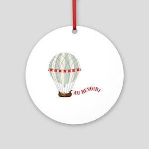Au Revoir! Ornament (Round)