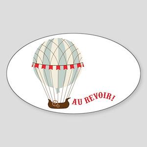 Au Revoir! Sticker