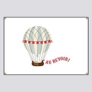 Au Revoir! Banner